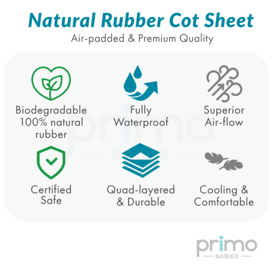IG rubber sheet features